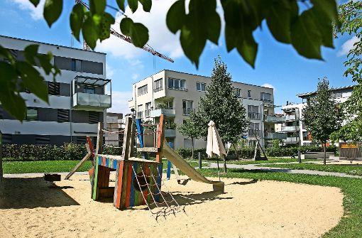 Region fordert mehr verdichtetes Bauen