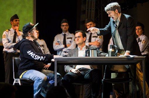 Kurt Wallander auf der Opernbühne