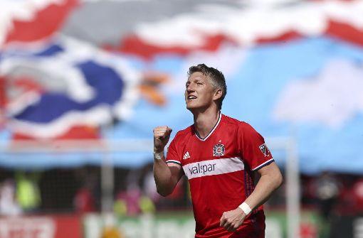 Bastian Schweinsteiger in MLS-Gehaltsliste auf Rang 7