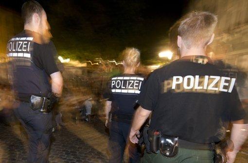 Gewalt gegen Polizei nimmt zu