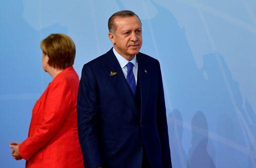 Kein roter Teppich für Erdogan