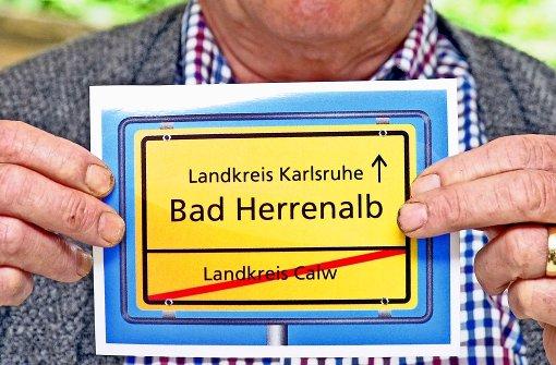 Wohin zieht es  Bad Herrenalb?