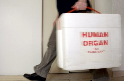 Mehr Mut zur Organspende