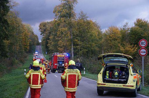 Zwei Tote nach Unfall bei Amstetten