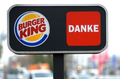 burger king filialen in ludwigsburg wieder offen wirtschaft stuttgarter nachrichten. Black Bedroom Furniture Sets. Home Design Ideas
