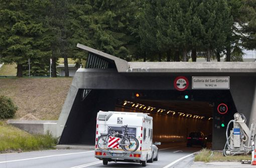 Gotthard-Raser verzögert Beginn seiner Haftstrafe