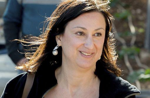 Zehn Festnahmen nach Mord an Journalistin