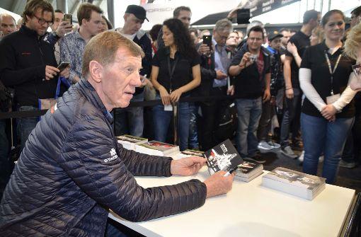 Rallye-Legende Walter Röhrl gibt sich die Ehre