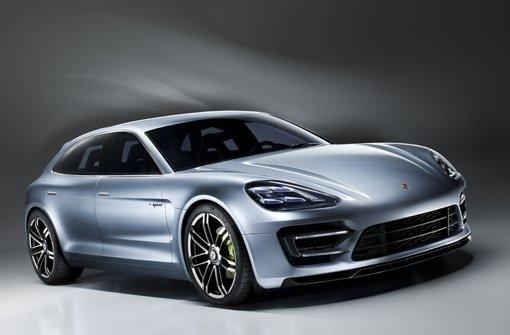 Porsche macht den Panamera zum Kombi