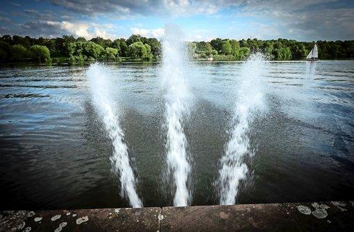 Sauerstoffgehalt des Sees steigt wieder