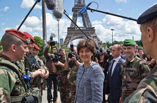 Sylvie Goulard | Macron-Ministerin tritt zurück
