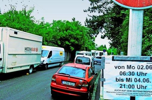 ZDF-Serie wird zum Fall für die Polizei