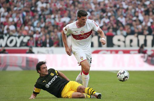 Tore satt - VfB Stuttgart verliert gegen den BVB