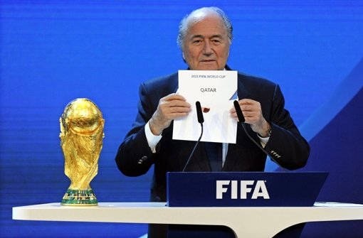 Millionen-Zahlung vor WM-Vergabe?