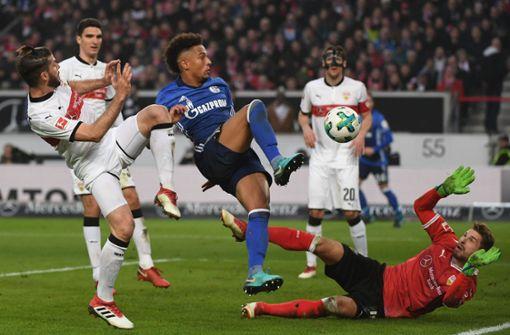 VfB Stuttgart unterliegt dem FC Schalke