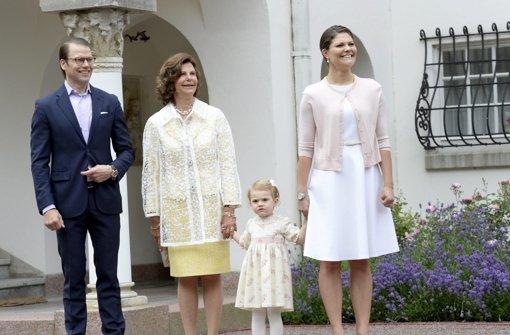 Königin Silvia zu Besuch am Bodensee