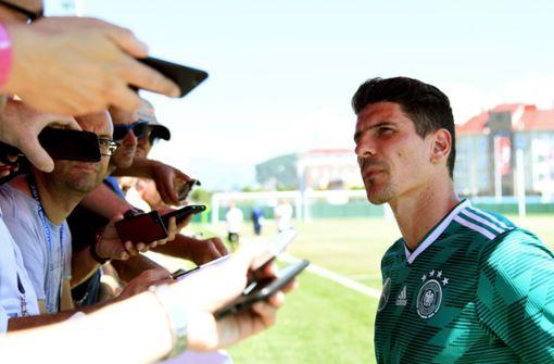 Das sagt Mario Gomez zu Waldemar Hartmanns Attacke und der Kritik am Team