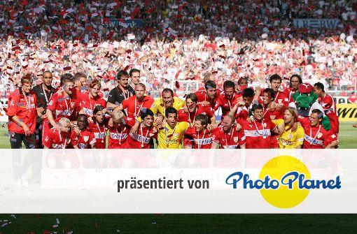 Zehn Jahre Deutscher Meister 2007
