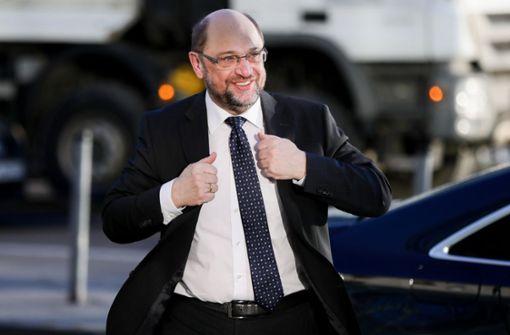 SPD-Chef Schulz will Außenminister werden
