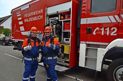 Blick hinter die Kulissen der Feuerwehr
