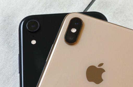 Darmstädter Forscher finden Schwachstelle in iPhone-System
