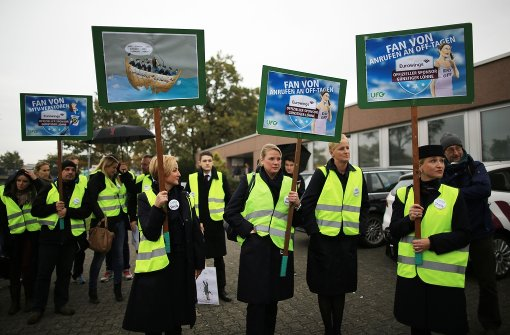 Weitere Streiks bei Eurowings