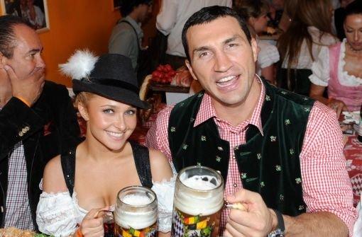 Klitschko und Panettiere sind Eltern