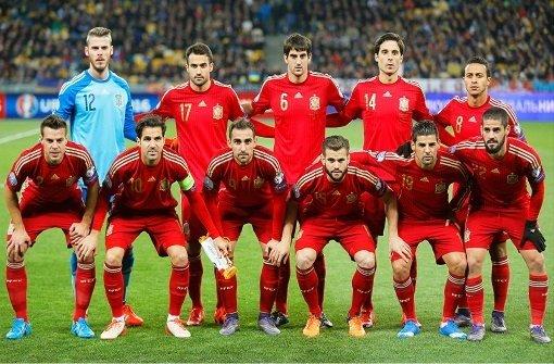spieler spanien