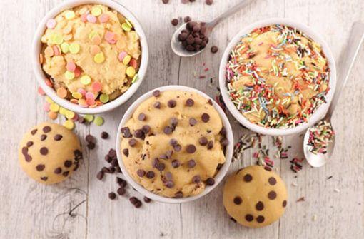 Die Cookie Dough Bar bringt Keksteig zum Löffeln