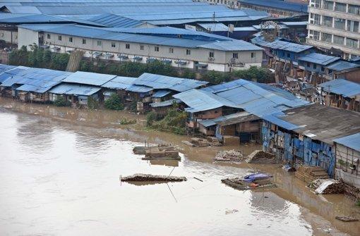 Die Naturkatastrophen häufen sich