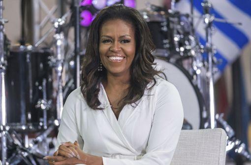 Deutliche Worte der Ex-First-Lady Michelle Obama: Sie äußert sich in ihrem neuen Buch kritisch zu US-Präsident Donald Trump. Foto: Invision
