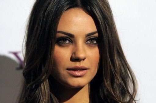 Mila Kunis ist laut Esquire die Sexiest Woman Alive - aber auch die folgenden Frauen stehen hoch in der Gunst des Männermagazins... Foto: AP