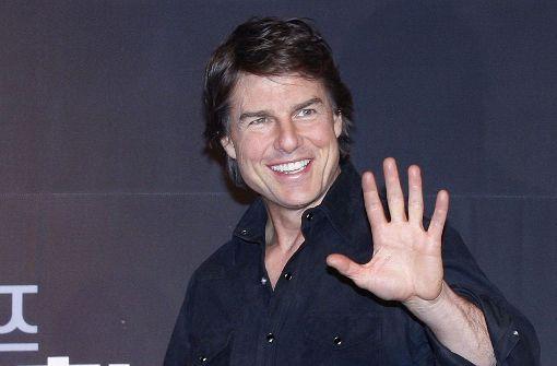 Tom Cruise bricht sich den Fuß