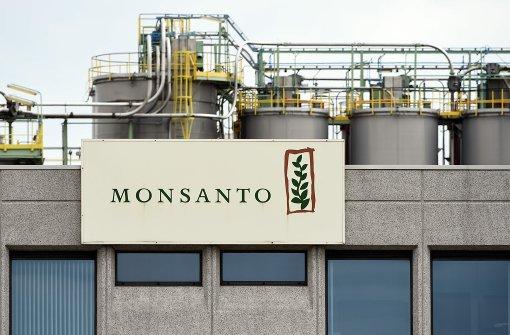 Grüne fordern Verbot der Übernahme von Monsanto