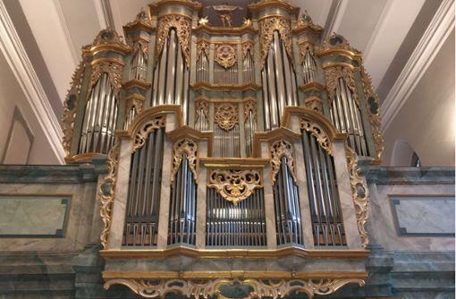 Orgel, Orgel und noch mal Orgel