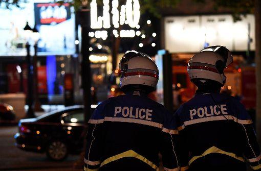 Ein Polizist und einer der Angreifer sind dabei getötet worden. Foto: AFP