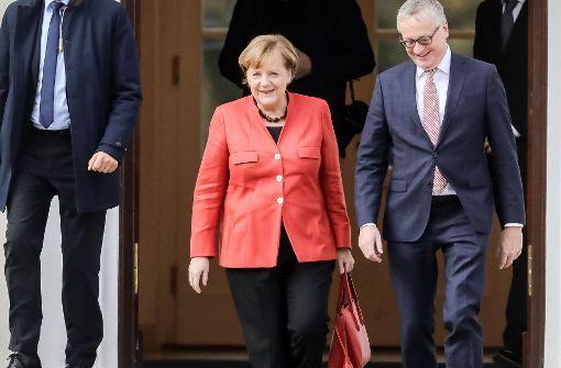 Merkel würde bei Neuwahlen wieder als Kanzlerkandidatin antreten