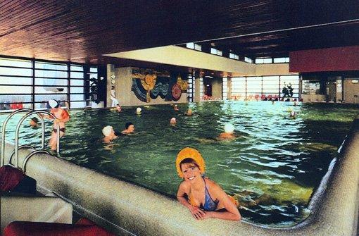 Das Mineralbad in den 70er-Jahren Foto: Breuninger