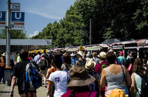 Konzertmarathon in Stuttgart – So kommen Sie ans Ziel