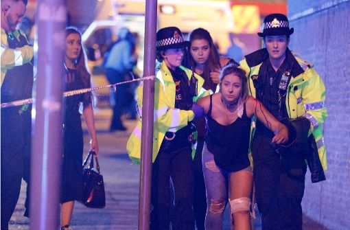 22 Tote – Attentäter stirbt bei Anschlag