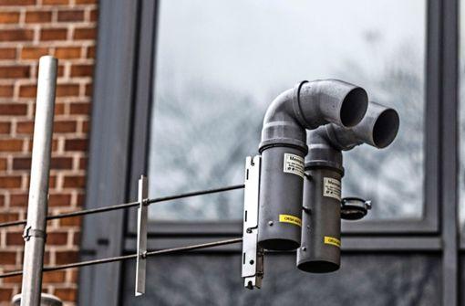 Luftverschmutzung: neue  Messstationen geplant