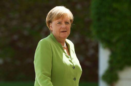 Merkel erteilt Bündnis mit der Linken eine Absage