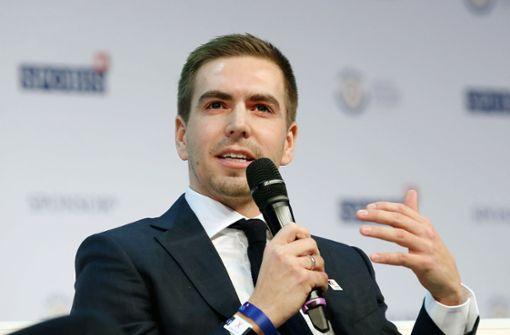 Philipp Lahm soll EM-Organisationschef werden