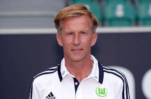 Jonker soll Wolfsburg vor dem Abstieg retten