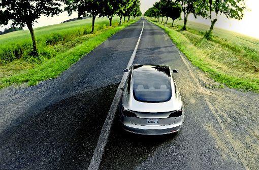 Mehr als 500.000 Vorbestellungen für das Tesla-Model 3