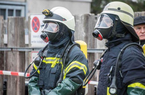 Feuerwehreinsatz wegen verdächtigen Briefumschlags