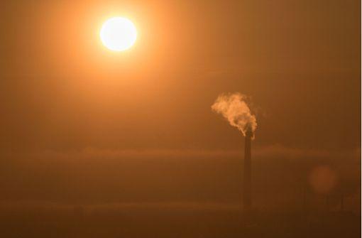 Mit Filtern gegen die Treibhausgase