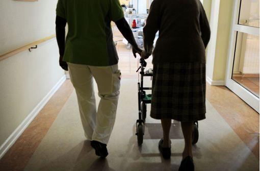 Was tun, wenn die Eltern zum Pflegefall werden?