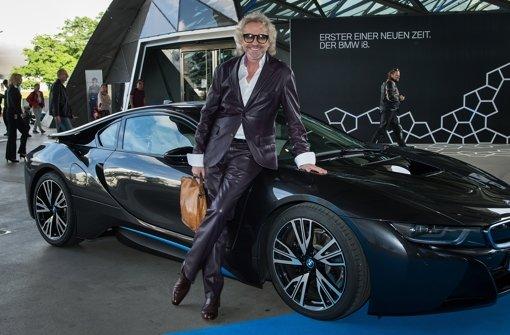 Der Neue Bmw I8 Grosse Party Fur Den Elektrosportwagen Wirtschaft