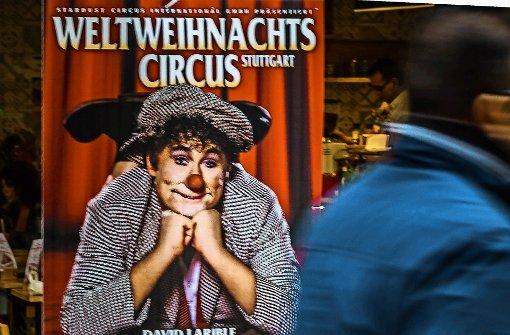 David Larible war das Gesicht des Weltweihnachtscircus. Foto: Lichtgut/Max Kovalenko